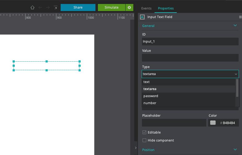 Custom styling of input widgets (text, checkbox, radio