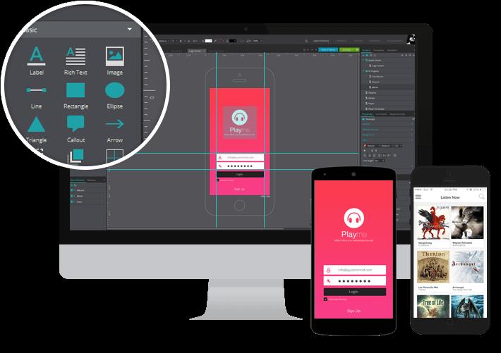 mobile wireframe tools - Mobile Mockup Tools