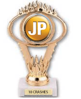 Award for those who find 10 crashes