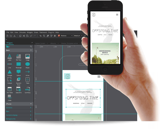 overview-mockups-prototypes