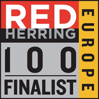 Justinmind wireframe tool selected for Red Herring Top 100 award