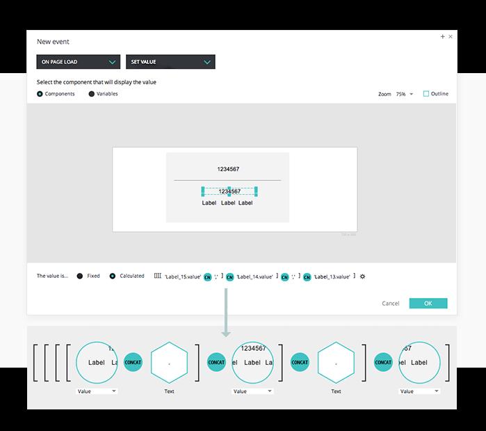 concat-format-quantity-interactive-prototypes
