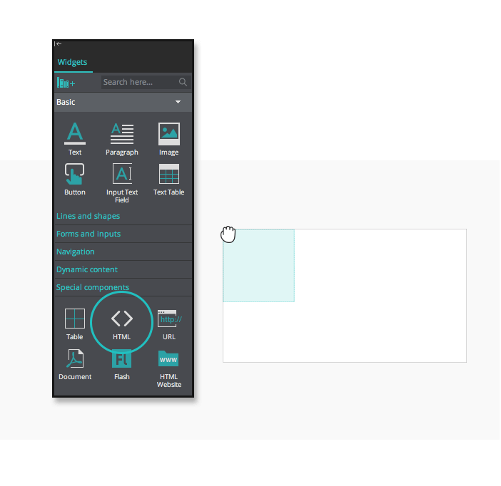 embed-content-in-interactive-wireframes-widget