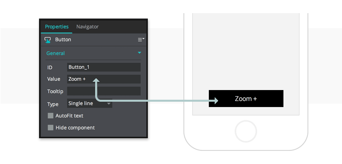 interactive-prototypes-zoom-button-settings