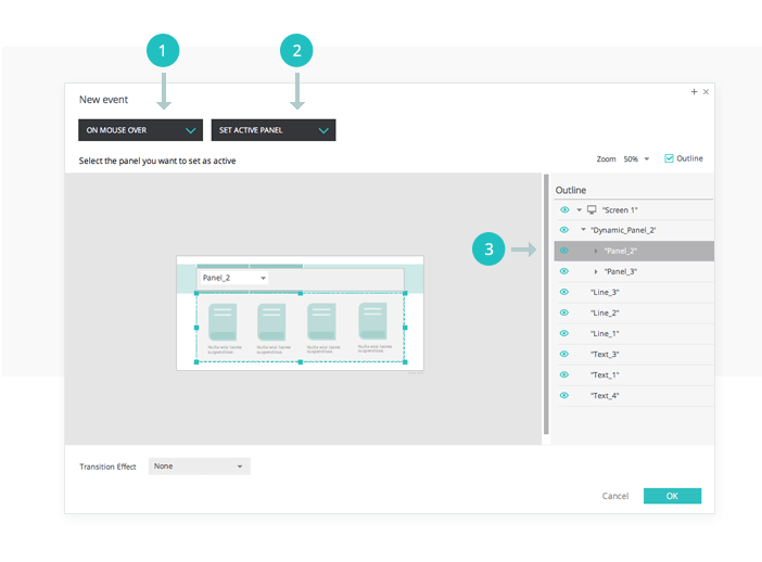 mega-menus-in-interactive-wireframes-events