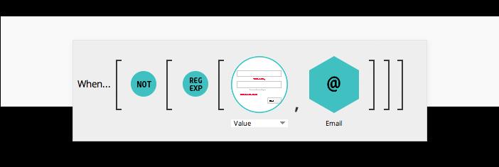 Error messages in UI prototype - Condition2