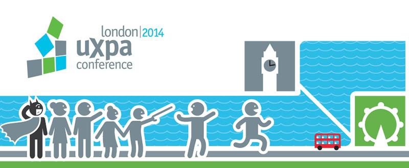 UXPA 2014 - London