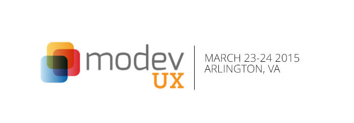 Justinmind at ModevUX: design, technology and experience