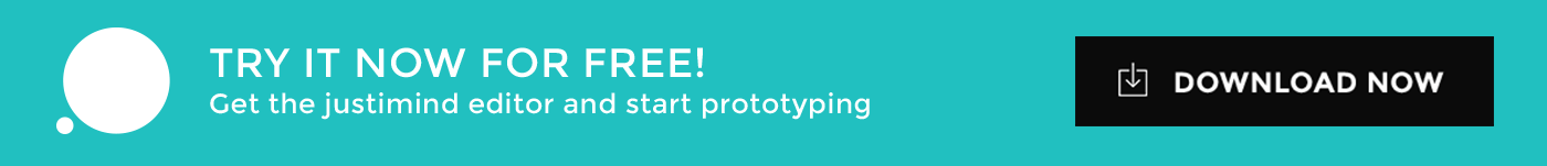 Try it now for FREE - Get the justinmind editor and start prototyping