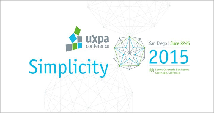 UXPA 2015: UX for better web, mobile and wearable apps