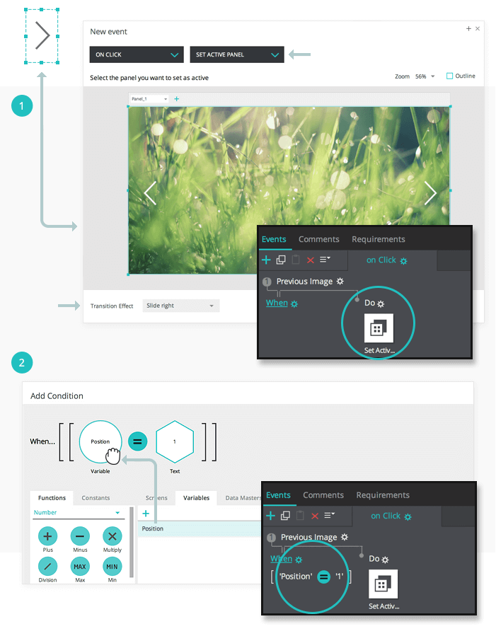interactive-wireframes-slideshow-arrow-navigation