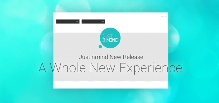 Justinmind New Release: Improved User Experience
