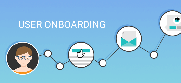 User Onboarding from the app or web prototyping stage