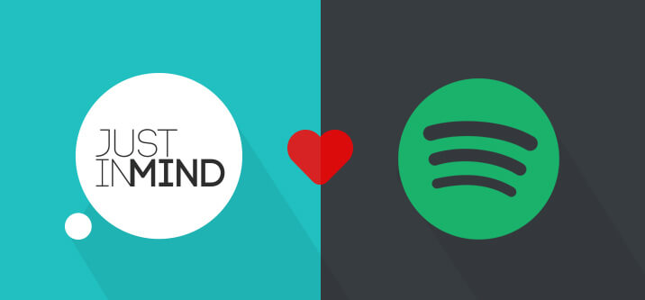 Prototyping to the beat of our collaborative Spotify playlist: Inside Justinmind