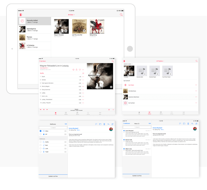 iPad-ui-kit-justinmind-new-release