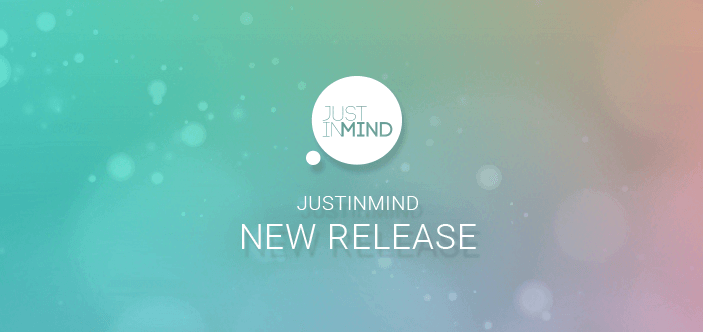 Justinmind New Release: an enhanced prototyping experience