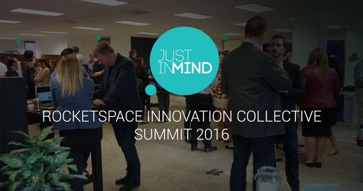 Justinmind at Rocketspace Innovation Collective Summit 2016
