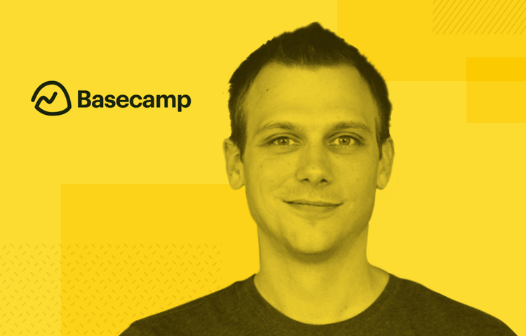 Prototyping at Basecamp: an interview with UI Designer Jonas Downey