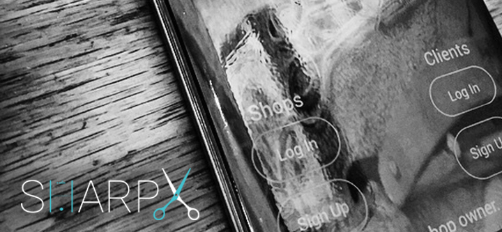 When prototyping meets crowdfunding: SHARPX's personal grooming mobile app