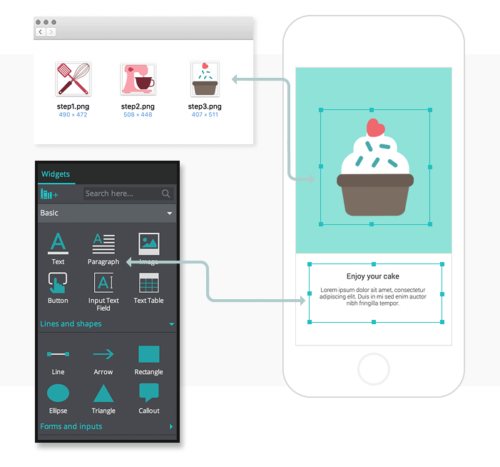 1-1-interactive-prototypes-automatic-slideshow-walkthrough