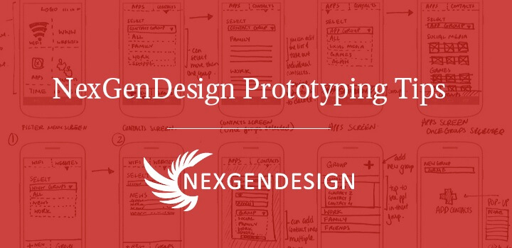 4 common pitfalls of software development projects: NexGenDesign prototyping tips
