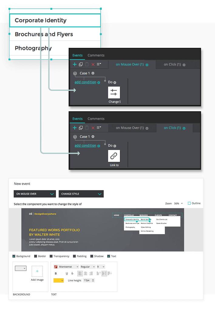 4-web-wireframe-drop-down-menu