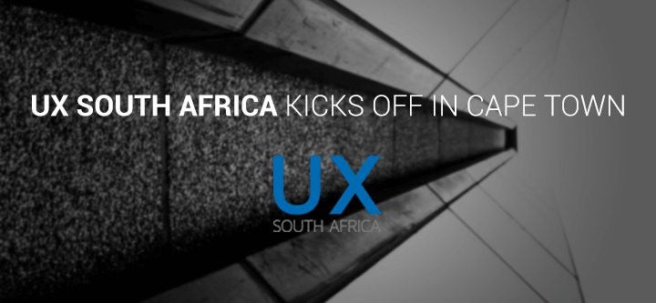 UX South Africa kicks off in Cape Town