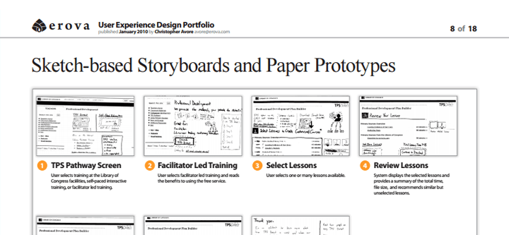 Building a UX Design Portfolio: 5 essential steps