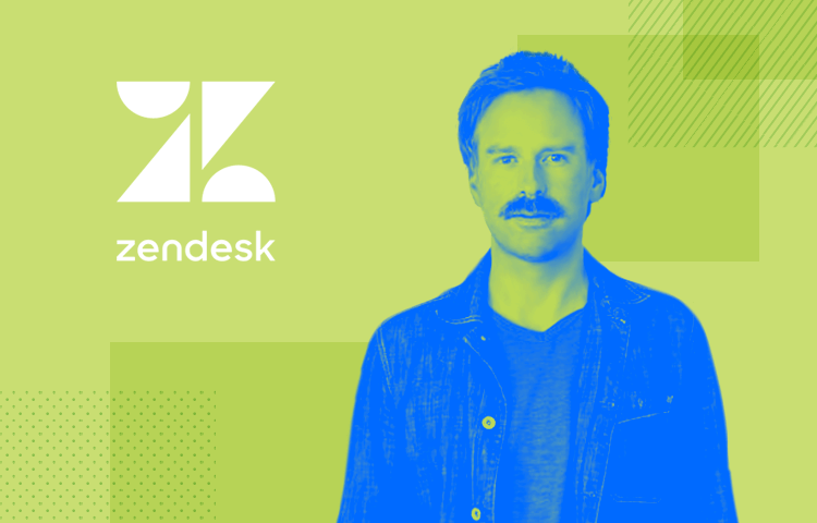 CX, UX & awesome enterprise software: Zendesk VP of Global Design on the perfect mix