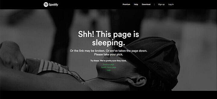 Spotify-usertest.io