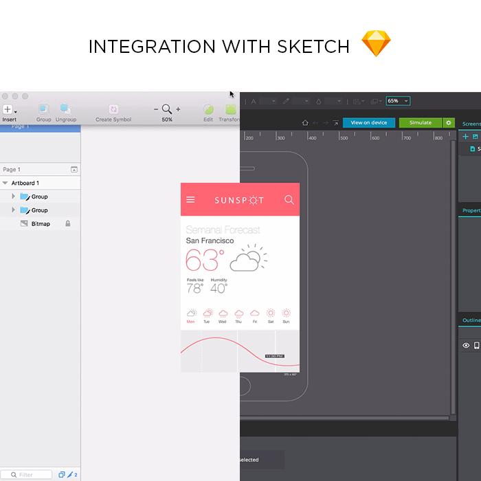 justinmind-sketch-prototyping-integration