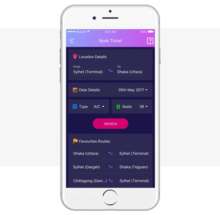 booking-bus-ios-mobile-app-sketch