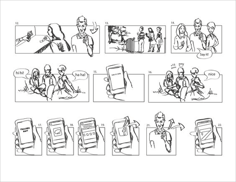 storyboard-user-experience-research