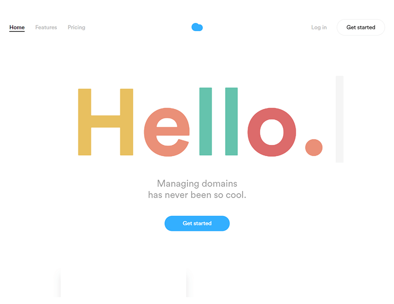 ux-landing-page-examples-nuage