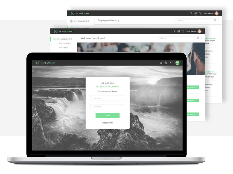 Microsoft office ui kit prototyping for web