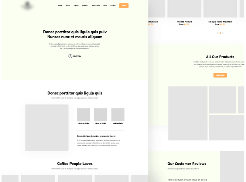 landing-page-web-wireframe-coffee-shop