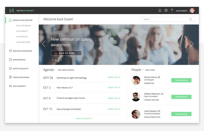 microsoft office ui kit homepage