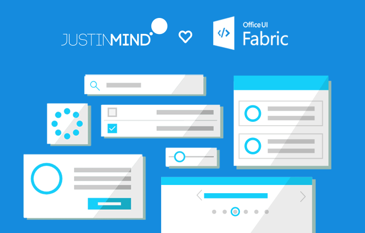 Create Office UI Fabric prototypes with Justinmind - Justinmind