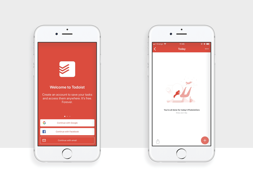 insurance mobile app template  Best mobile UI app designs of the year
