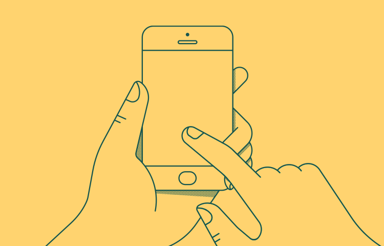 Which mobile gesture should you use? Tap or swipe?