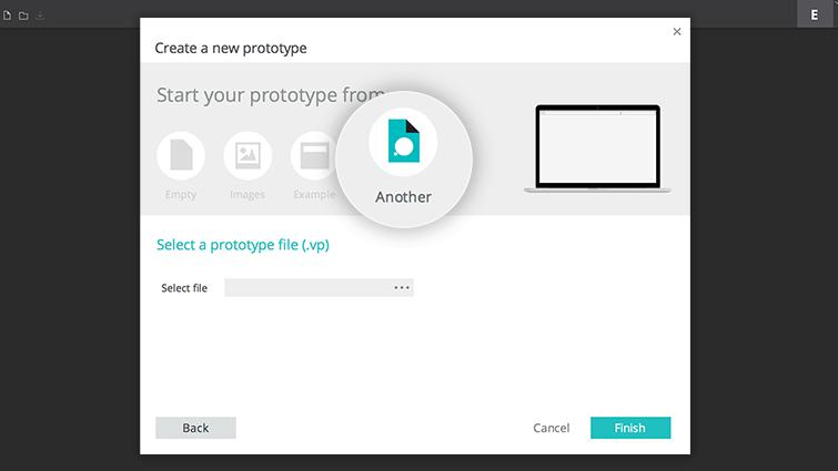 create prototype another