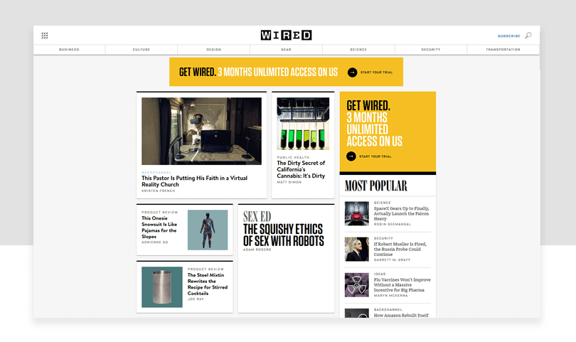 7 awesome responsive design examples to get you started