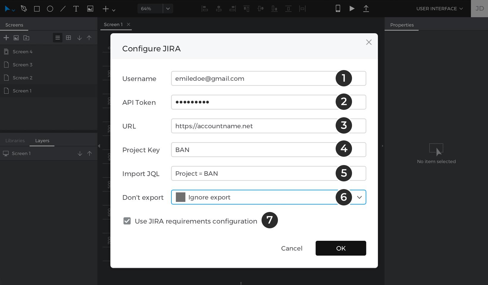 atlassian jira configure fields