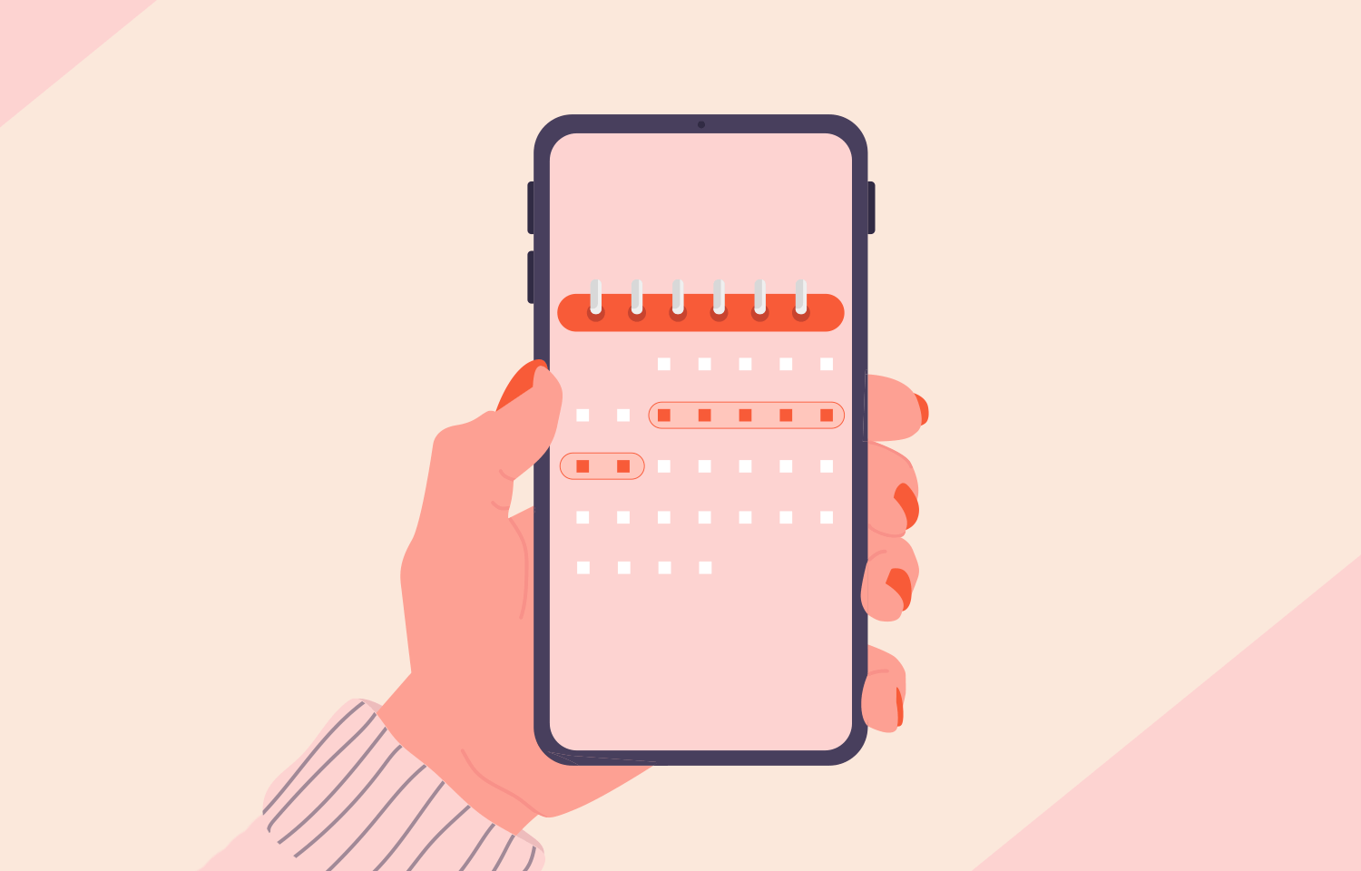 Awesome calendar app designs and how to make your own