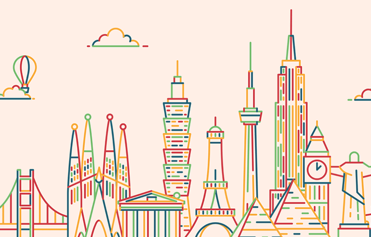 The best cities in the US to be a UX designer