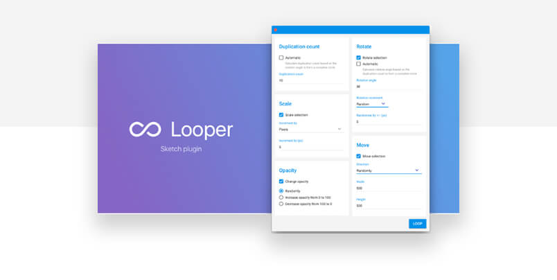 best sketch extensions - looper