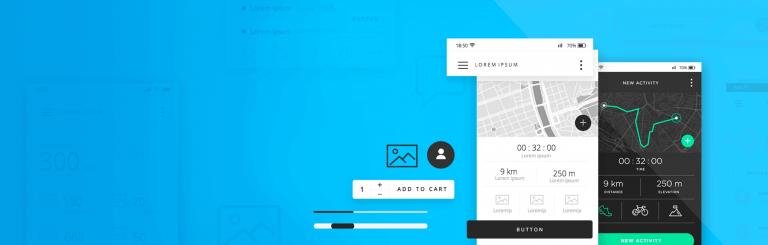 free-mobile-wireframing-ui-kit-header