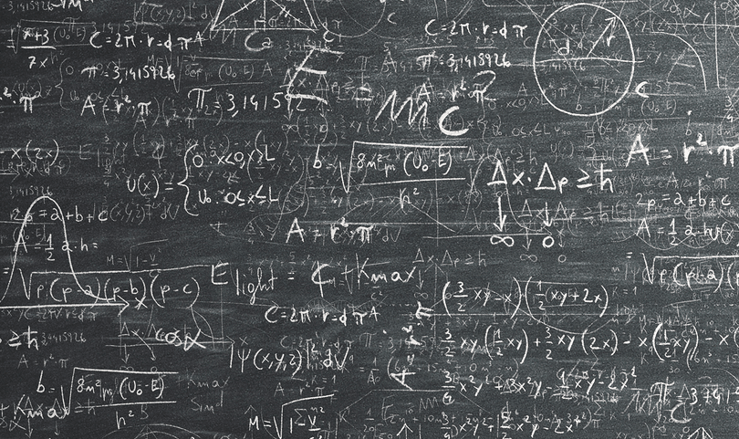blackboard-with-equations