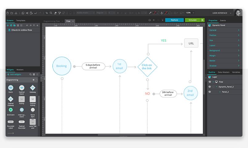 flow-diagrams-diagramming-ui-kit-justinmind