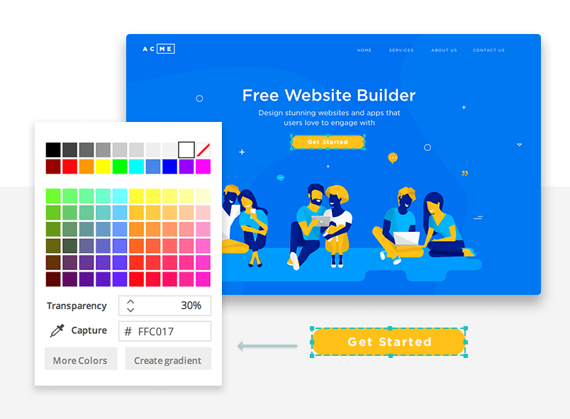 hero-image-website-design-color
